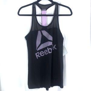 NWT Reebok Racerback Workout Tank